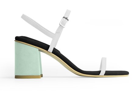 Rafa The Simple Sandal - Surf/Nudo/Sloe