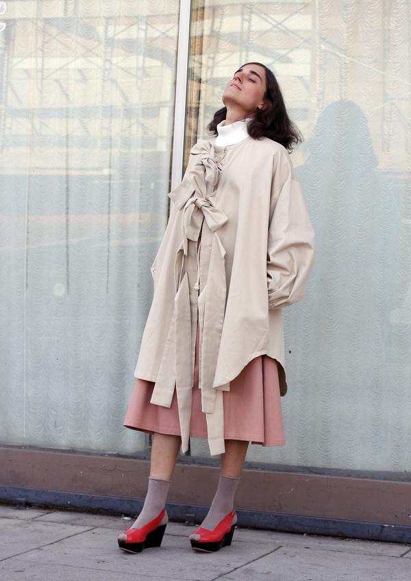 DÉSIRÉEKLEIN Kinski Dress/Coat