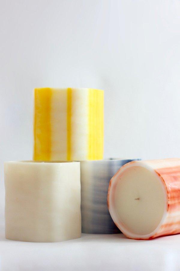 Le Feu De L'Eau Wax Candle