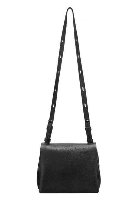 KARA Leather Mini Messenger