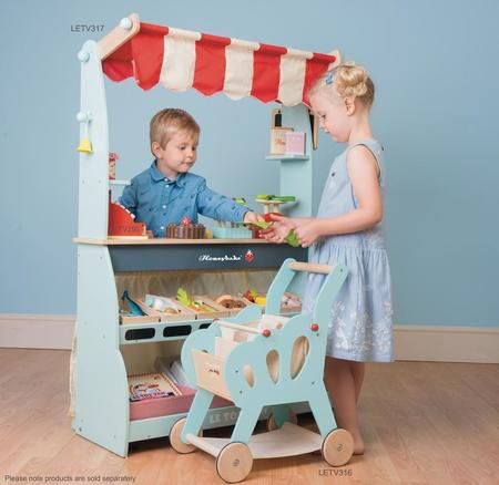 Kids Le Toy Van Shop and Cafe - Honeybake