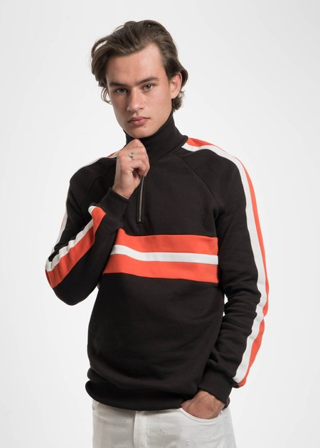 Harmony Dark Brown Sofian Sweatshirt