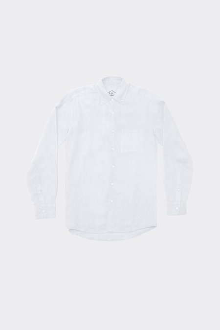 Alex Crane Playa Shirt - Snow