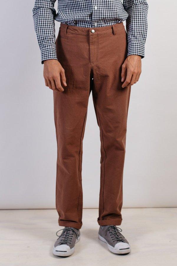 Bridge & Burn Roark Pants - Terracotta