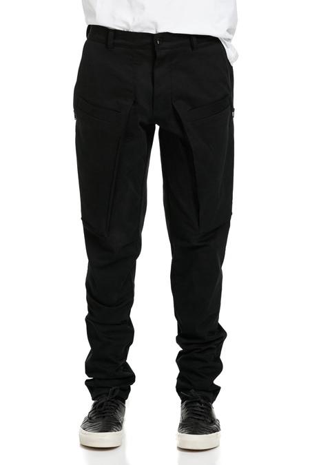 Nous Sommes D'ailleurs oversized pocket pants