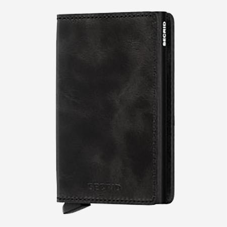 SECRID Slim Wallet - Vintage Black