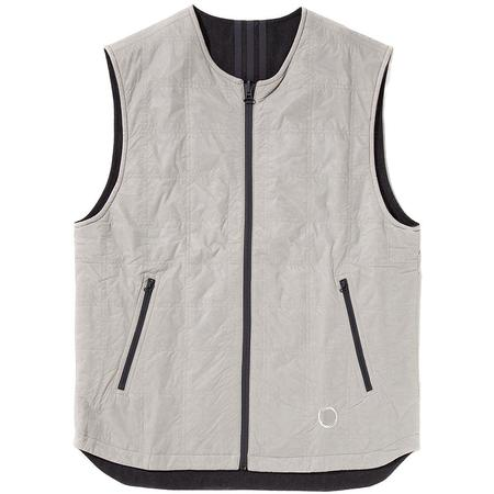 ADIDAS BY WINGS + HORNS GILLET - LIGHT BROWN