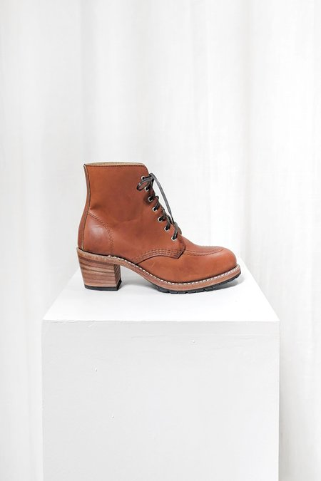 Red Wing Shoes Clara // Oro Legacy