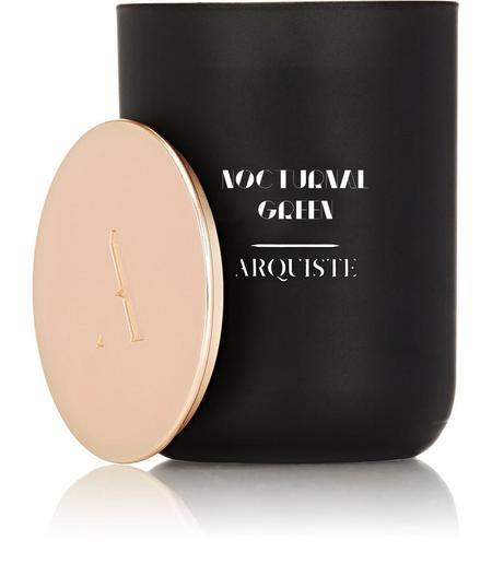 Arquiste Nocturnal Green Scented Candle