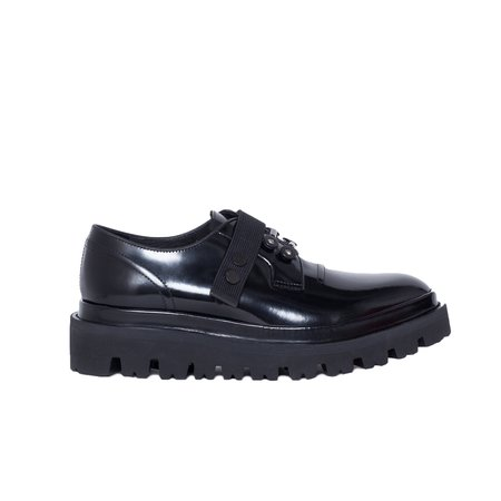 OAMC Black Tactical Oxford