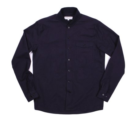 YMC Oxford Delinquents Shirt - Navy