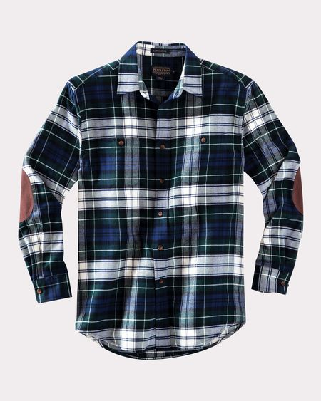 Pendleton Hawthorne Flannel Shirt - Dress Forbes Tartan