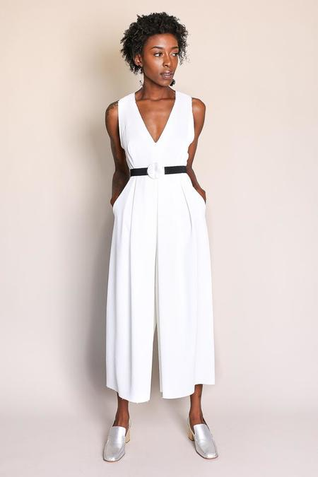 Rachel Comey Rhoads Jumpsuit in White