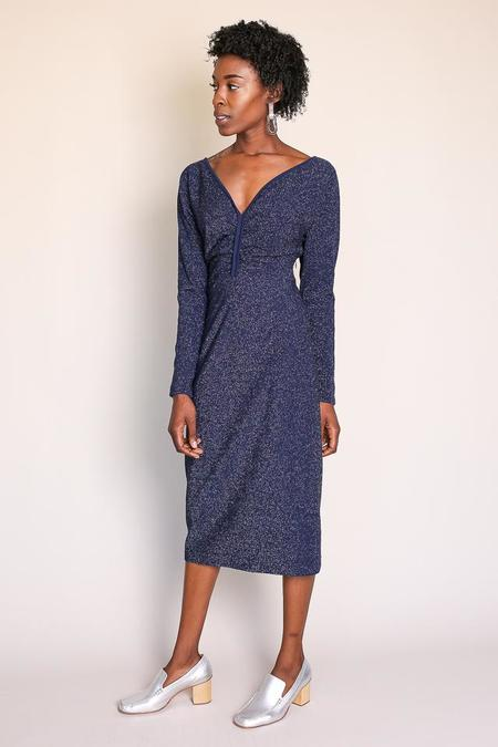 Rachel Comey Temper Dress in Navy