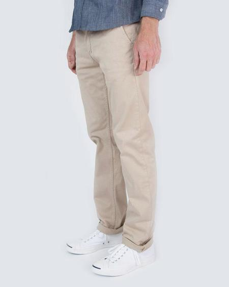 Velour by Nostalgi Adan Chino - Beige