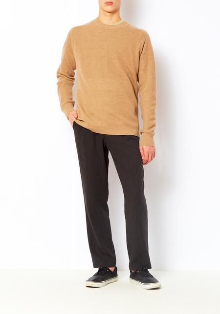 Ddugoff Jason Sweater - Camel