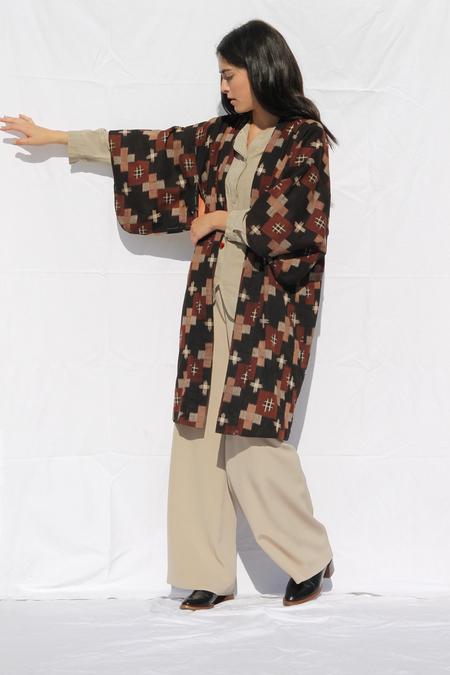 DUO NYC Vintage Kimono Jacket