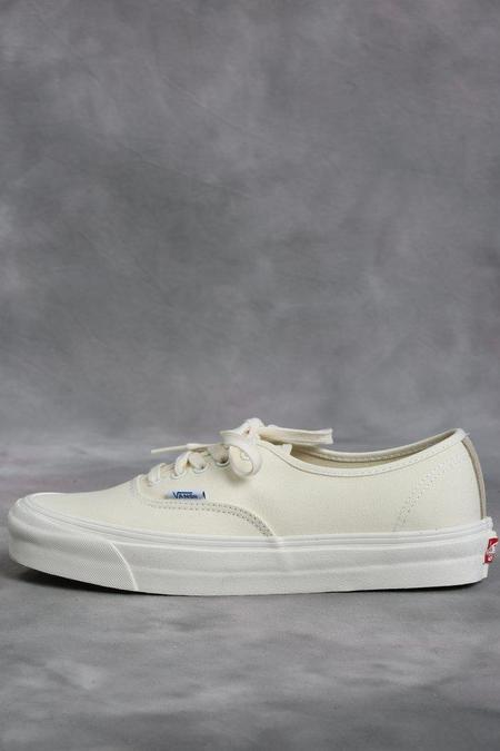 Vans Vault Off-White OG Authentic LX Sneakers