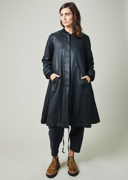 Hannes Roether Godeau A-Line Coat