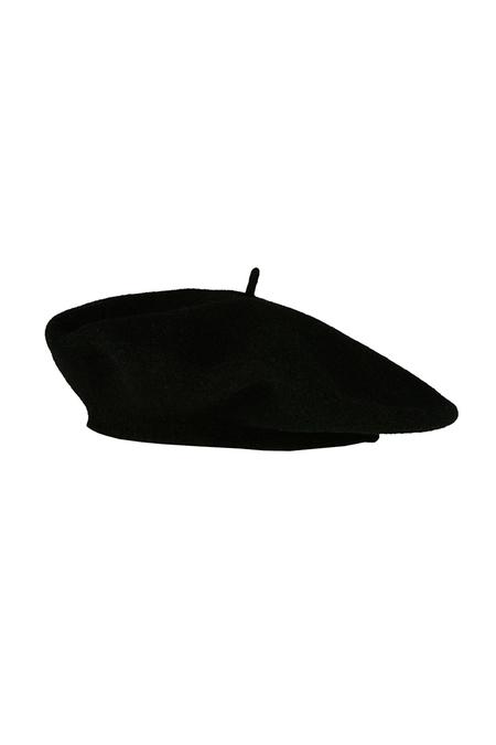 Le Beret Francais Beret - Noir