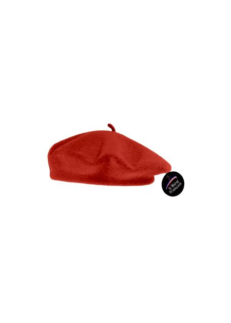 Le Beret Francais Beret - Rouge