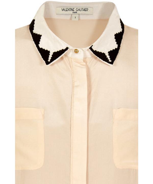 Valentine Gauthier Legende Button-Down Shirt