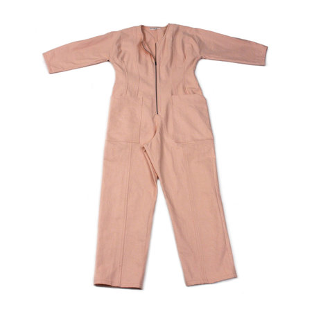 Apiece Apart Fit Flare Flame Thrower Jumpsuit