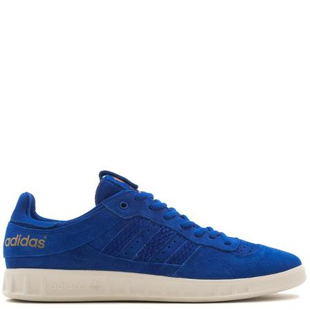 Adidas Consortium Sneaker Exchange Footpatrol x JUICE Handball Top - Power Blue