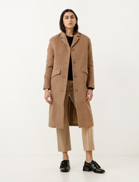 Norse Projects Sassa Hairy Wool - Camel
