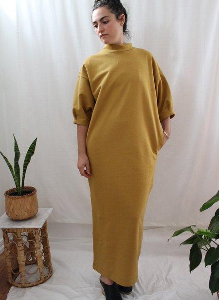 Ilana Kohn Ollie Maxi Dress - Brass