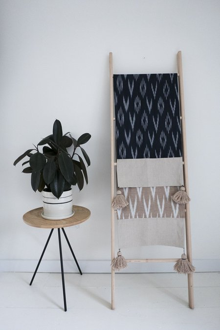 Karu Reversible Ikat Table Runner