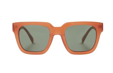 Carla Color Jarvus Sunglasses - Red