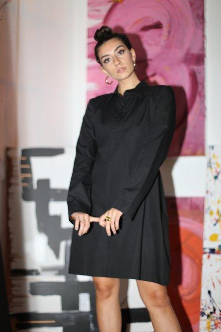 Toit Volant Wei Dress - Black
