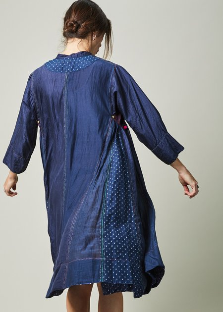 Pero Tunic Wrap Dress