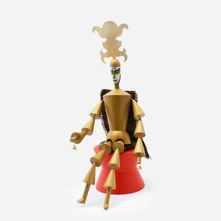 IC Design Dada Era Marionette
