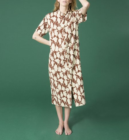 Ilana Kohn Gigi Dress in Tulipa Print