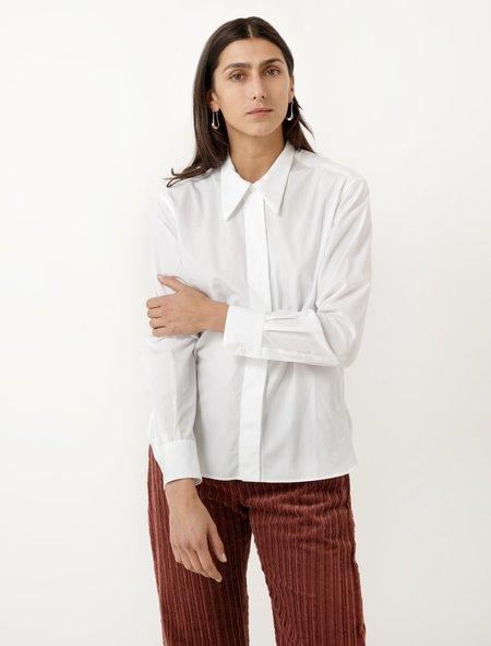Margaret Howell Fly Wing Collar Shirt