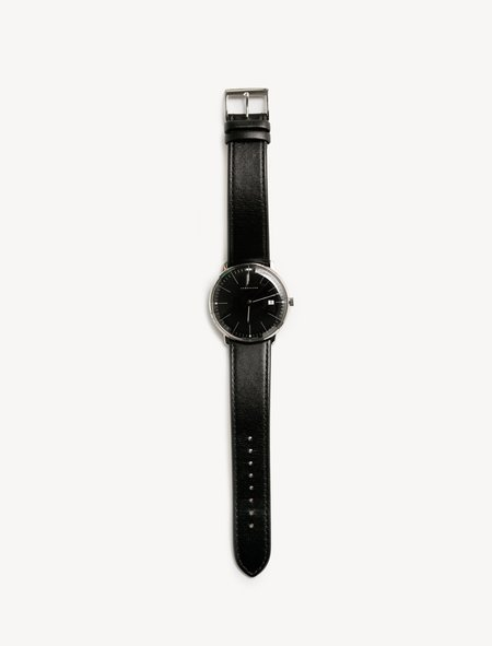Junghans Max Bill Quartz - Black
