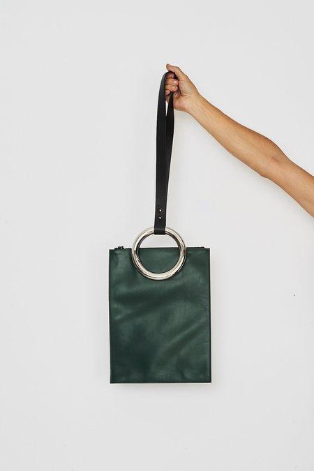 Persephoni Leather Ring Envelope Bag 23