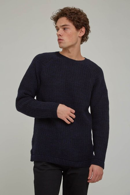 Nudie Hans Structure Knit