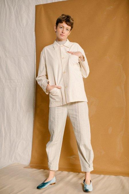 Caron Callahan Krasner Shirt - Ivory