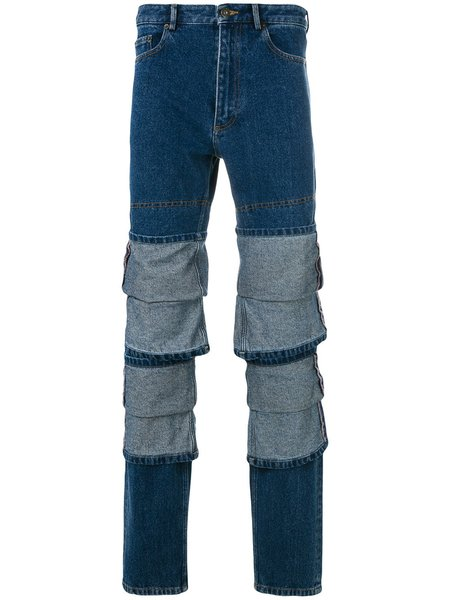 Unisex Y/project Layered Jeans