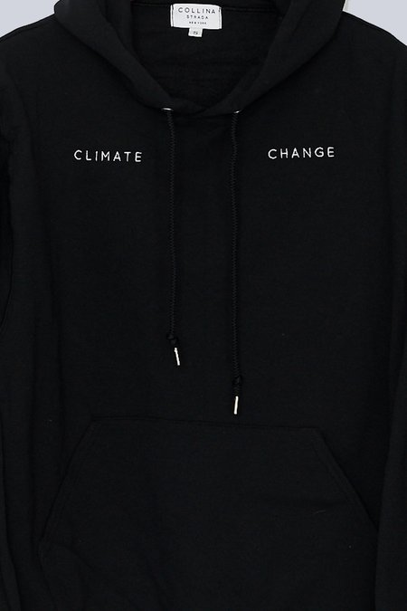 Collina Strada Cotton Climate Change Hoodie