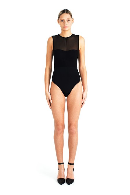 Beth Richards Mira One Piece - Black