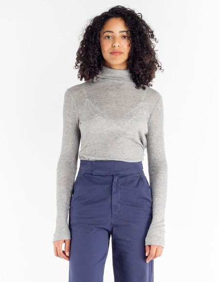 Tiger of Sweden Radix Turtleneck - Grey Stone