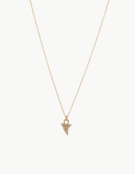 Kathryn Bentley Diamond Claw Charm