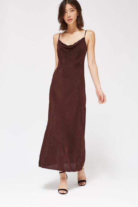 Lacausa Clothing Bias Slip Dress - Beret
