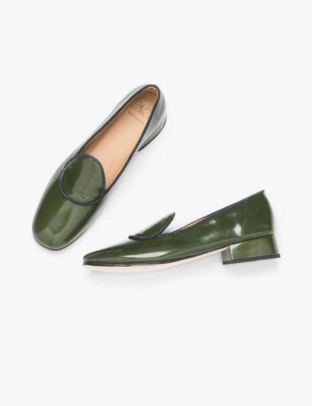 No.6 Remy Slipper - Green