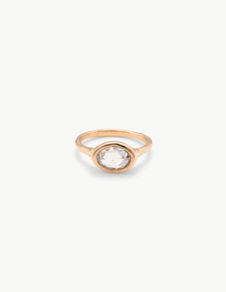 Kathryn Bentley Rose Cut Diamond Ring