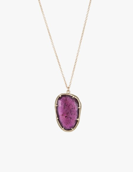 Kathryn Bentley Ruby Amulet Pendant